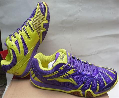 Termurah Sepatu Badminton Lining Saga Galaxy jual sepatu olahraga badminton bulutangkis lining saga galaxy perlengkapanbulutangkis