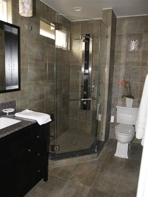 Basement Bathroom Ideas 25 Best Basement Bathroom Ideas On Pinterest Basement Bathroom Small Master Bathroom Ideas
