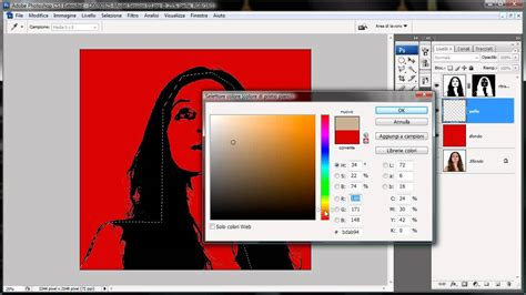tutorial warhol photoshop cs5 photoshop cs5 foto ritratto in stile andy warhol youtube