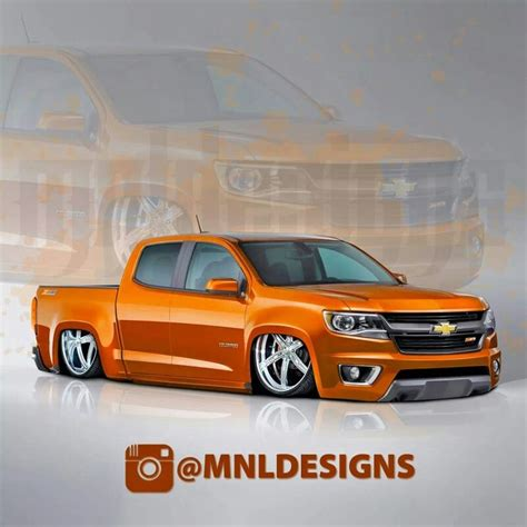 chevy colorado lowered 64 best mini truckin images on pinterest mini trucks