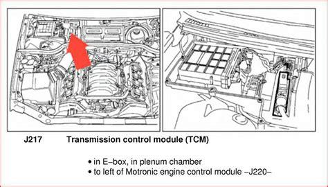 transmission control 2007 audi s8 parental controls tcm audiworld forums
