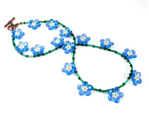 Forget Me Not Necklace P 178 1403 best images about forget me not flowers on flower cards flower earrings and