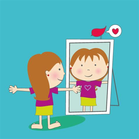self image developing healthy self esteem in children and