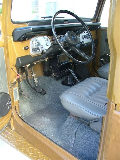 classic land cruiser interior 1000 images about fj40 interior on pinterest toyota