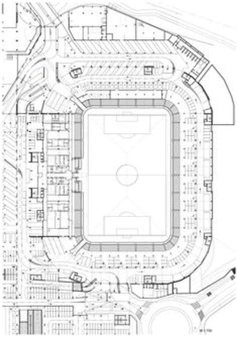 Football Stadium Floor Plan by Indoor Sports Complex Floor Plans Sport Complex