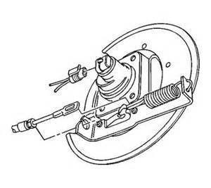 Service Brake System Impala 2005 Chevy Impala Emergency Brake Repair Brakes Problem