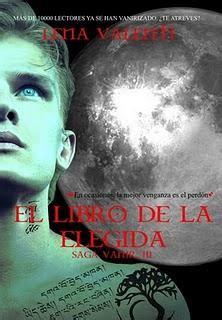 el libro de la elegida saga vanir iii de lena valenti paperblog
