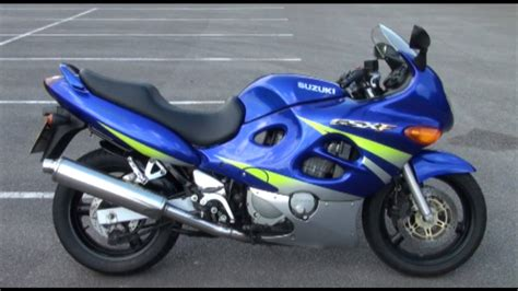 2002 Suzuki Gsx 600 2002 Suzuki Gsx 600 F Katana Moto Zombdrive
