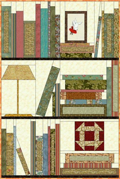 quilt pattern library 127 best images about bookshelf quilts on pinterest book