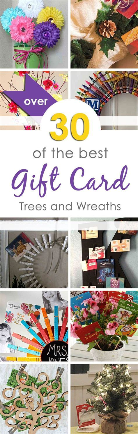 25  Best Ideas about Gift Card Tree on Pinterest   Gift