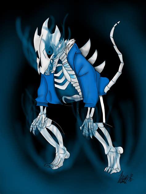 Kaos I Loe Anime New gastersans by bloodwolfangel69 on deviantart