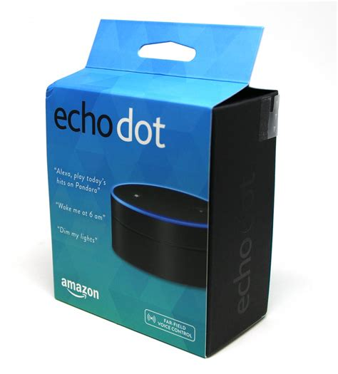amazon echo dot review amazon echo dot review the gadgeteer