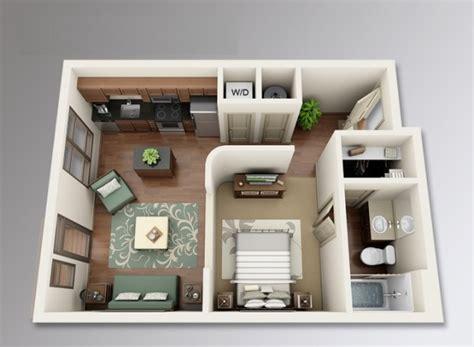 Studio Apartment Floor Plans Deezner
