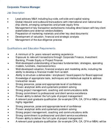 marketing job description digital marketing manager job