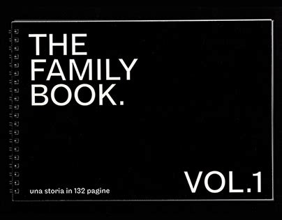 revealing the family volume 4 books the family book vol 1 on behance