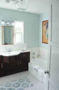 Teal And Brown Bathroom » Modern Home Design