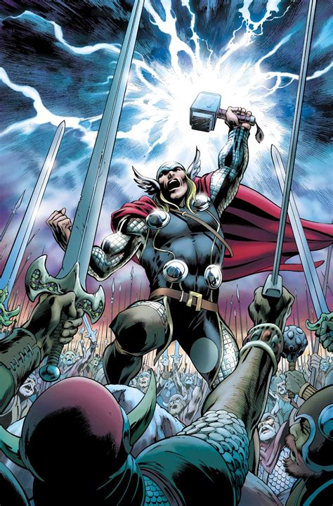 Quicksilver Black Superman Free Ongkir image mighty thor vol 1 19 textless jpg marvel
