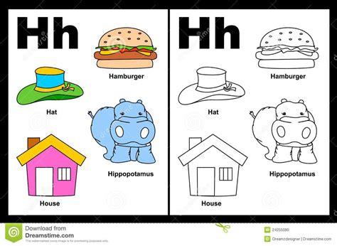 imagenes que empiecen con la letra h a color objetos con letra h imagui