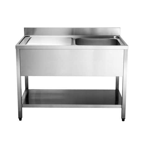 lavello inox 1 vasca lavelli inox attrezzature e forniture professionali per
