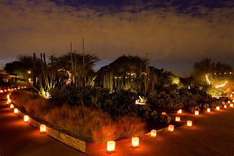 Desert Botanical Garden Luminaria Events In