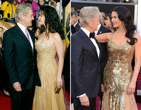 katherine johnson still married catherine zeta jones and michael douglas a look back at