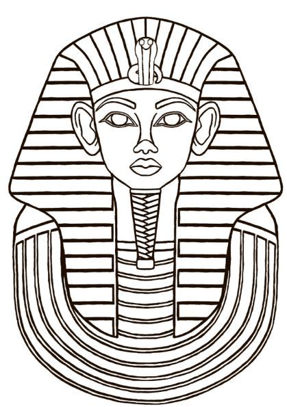 coloring pages king tut king tut coloring page free drawing board weekly