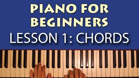 tutorial piano keep being you piano lessons for beginners part 1 getting started