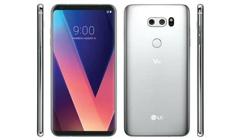 Lg V30 Plus Smartphone lg v30 plus smartphone leaked might offer 128gb storage