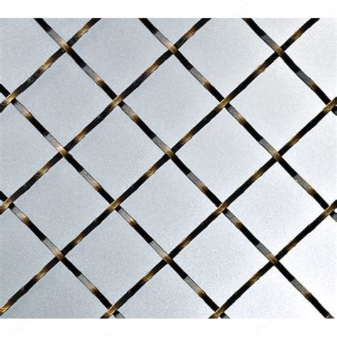decorative wire mesh 883 richelieu hardware