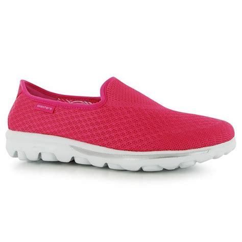memory foam slip on shoes skechers womens go walk lightweight slip on