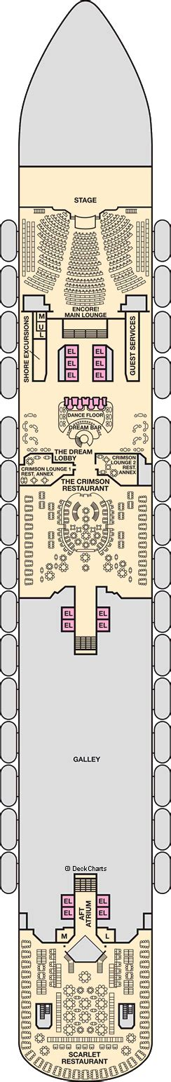 carnival dream floor plan carnival dream deck plans cruise critic