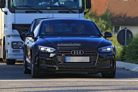 next generation audi rs5 2018 audi rs5 coupe test mule spied in audi s5 coupe