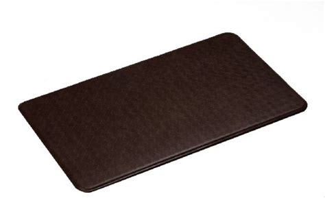 stand up desk mat sublime imprint anti fatigue stand up desk mat review