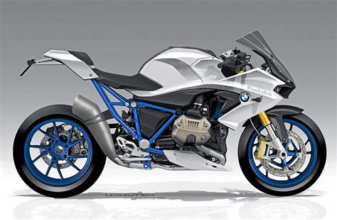 bmw sport bike bmw preparing a boxer sport bike 171 motorcycledaily