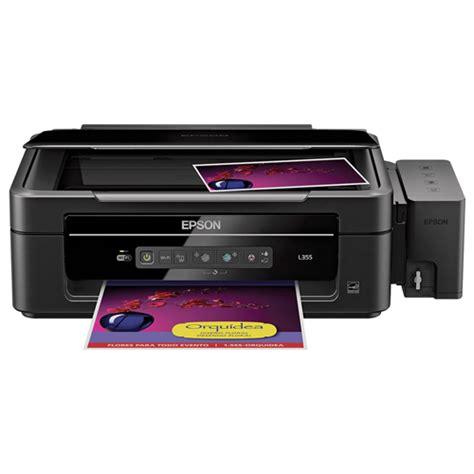 Tinta Printer Eprint impressora multifuncional epson l355 jato de tinta
