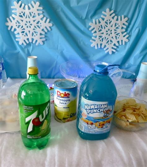 Blue Baby Shower Punch Recipes by Blue Punch Recipes On Cranberry Juice Non