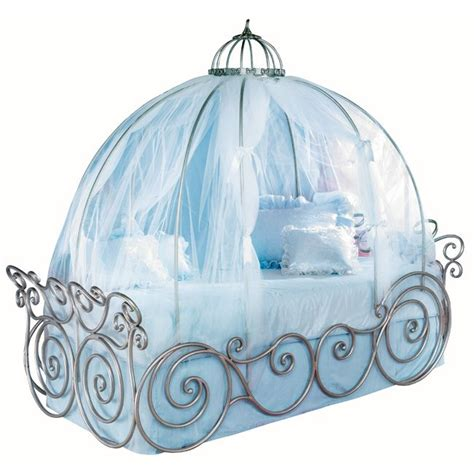 princess carriage bed disney princess white twin carriage bed cinderella pinterest