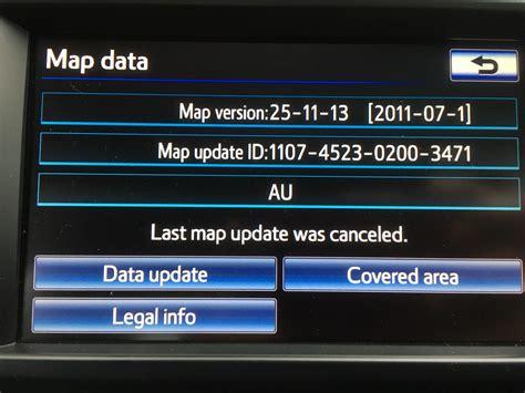 toyota map update usa toyota map update usa my