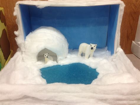 K 3d Polar Kid polar clipart polar habitat pencil and in color polar clipart polar habitat