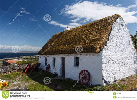 Beach Cottage House Plans a neat whitewashed irish cottage on the island of inishee