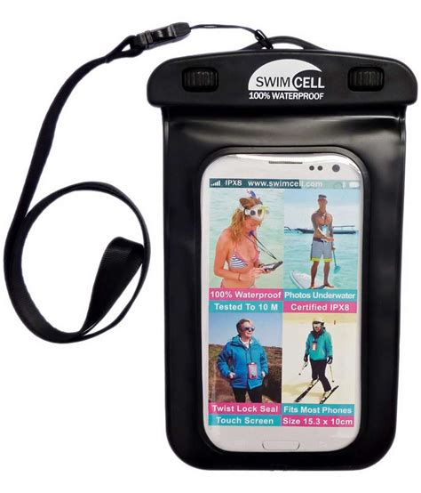 Waterproof Mobile Phone Pouch swimcell waterproof mobile phone pouch
