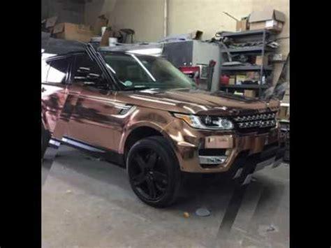 rose gold range rover range rover rose gold youtube