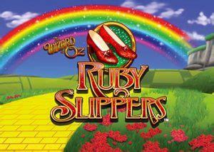 ruby slippers slot machine review  bonus offers