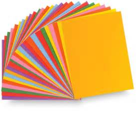 color printer paper packaging paper color printing paper