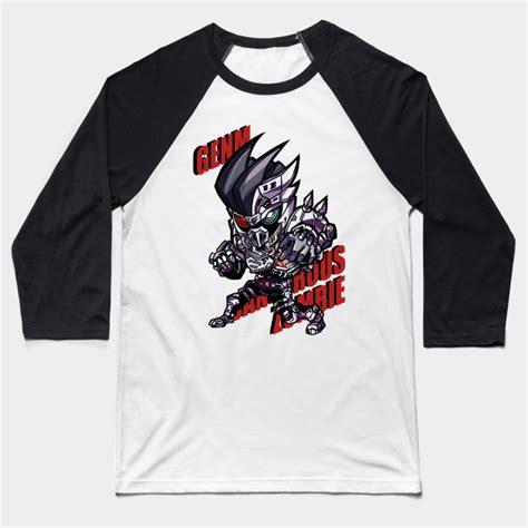 T Shirt Oceanseven Kamen Rider A dangerous kamen rider exaid baseball t shirt