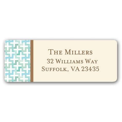 Jarum Rl 3 Blue Label modern baby geo band yellow address labels paperstyle