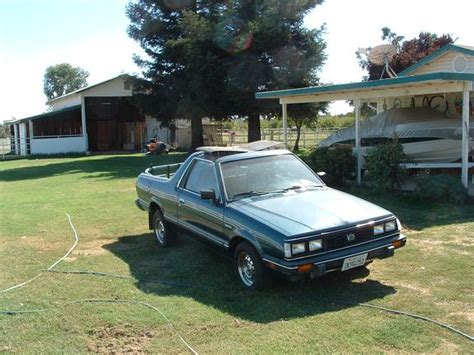 1986 subaru brat c130mathom 1986 subaru brat specs photos modification