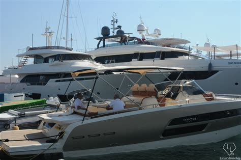 boat show cannes luxury at the cannes yacht show 2016