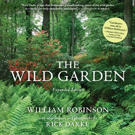 the wild garden expanded edition from timber press