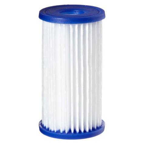 Fan Pro 478 Model Ori pentek r30 478 4 7 8 in x 2 5 8 in pleated polyester